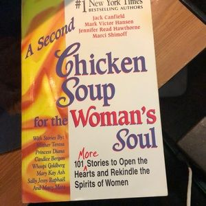 Chicken Soup for the Woman's Soul Book